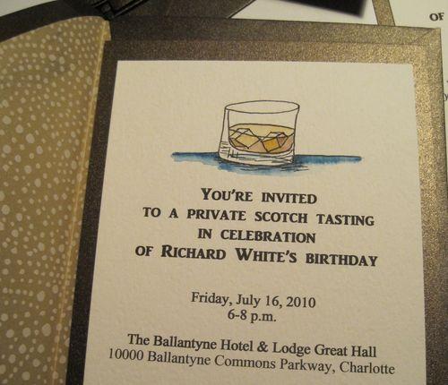Invite closeup cropped
